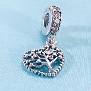 Pandora Tree Of Love Dangle Charm